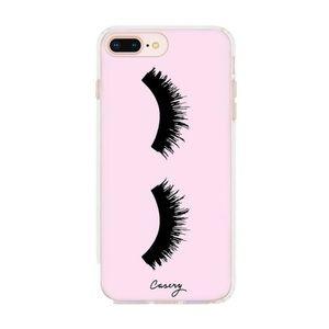 Casery Eyelashes Phone Case (iPhone 6,7,8 PLUS)